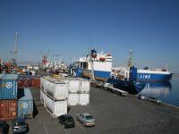 Girne ve Gazimağusa limanlarında eylem...