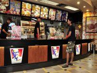 Fast food heyecanı kısa sürdü