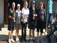 Lefke Hurma Festivali Open Golf Turnuvası CMC Golf kulübü'nde yapıldı