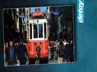 İstanbul'a 10 ayda 10,1 milyon turist