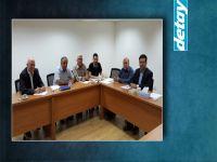 TDP ile AKEL arasında kurulan ortak komite toplandı