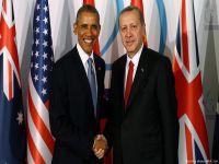 Obama-Erdoğan görüşmesi gerçekleşti