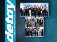 Protestoların gölgesinde dünya liderleri Antalya'da