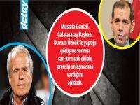 Galatasaray'da 3. Denizli dönemi!