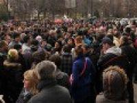 Bosna Hersek'te protestolar sürüyor