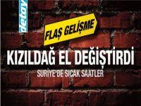 Türkmenlerin saldırdığı Kızıldağ'da flaş gelişme