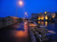 Girne Antik Liman, Girne Belediyesi tarafından aydınlatıldı