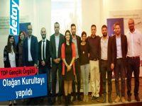 TDP Gençlik Örgütü 4. Olağan Kurultayı yapıldı
