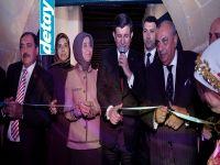 Lefkoşa Yunus Emre Enstitüsü, Davutoğlu tarafından açıldı