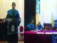 DAÜ Rektör Yardımcısı Prof. Dr. Ahmet Sözen Bologna Üniversitesi'nde sunum gerçekleştirdi
