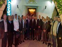 Türkiye Gazeteciler Federasyonu Başkanlar Konseyi GAÜ evsahipliğinde gerçekleşiyor