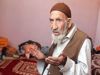 Dünyanın en yaşlı insanlarından biri