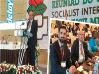 TDP'nin Sosyalist Enternasyonal üyeliği onaylandı