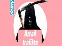 Azrail trafikte
