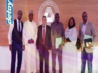 DAÜ, Nijerya'dan gelen konukları ağırladı