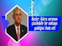 Türkiye AB Bakanı Bozkır: Kıbrıs sorununun Mart ayında çözülmesini bekliyoruz