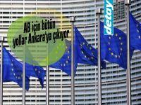 AB - Türkiye Zirvesi kararları