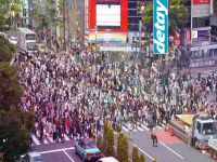 Japonya'da yabancı nüfus arttışı