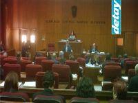 Bütçe görüşmeleri Nisap tartışmalarıyla başladı.