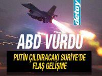 Suriye'de Rusya'yı çıldırtacak flaş gelişme
