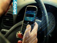 56 sürücü cep telefonunda konuşmaktan rapor edildi