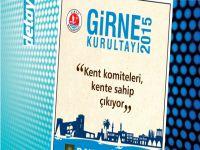 2015 Girne Kent Kurultayı,  10 aralık perşembe günü yapılıyor