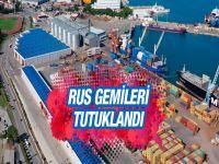 Türkiye'den Rusya'ya gemi misillemesi!
