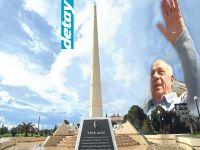 TBMM Başkanı Kahraman, Denktaş'ın kabrini ziyaret etti
