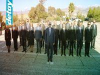 TBMM Başkanı İsmail Kahraman Anıt tepe'yi ziyaret etti