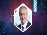 Cumhurbaşkanı Akıncı, konferans vermek üzere istanbul'a gitti