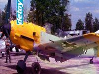 Hitler Ordusunun avcı uçağı İstanbul'da