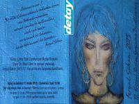 Feryal Sükan'ın 12. Kişisel Sergisi yarın açılıyor
