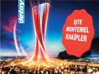 Fenerbahçe ve Galatasaray'ın muhtemel rakipleri!