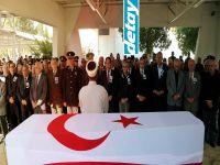 Şehit Özel Reşat Kansoy, 51 yıl sonra törenle toprağa verildi