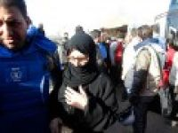 Humus'tan bugün 83 kişi tahliye edildi