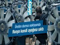 Rusya'yı endişe sardı ya Türkler durdurursa