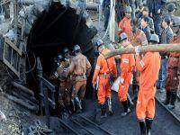 Çin'de Maden Ocağında Grizu Patlaması