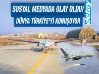 Türkiye kendi İHA'sını silahlandırdı! Sosyal medya yıkıldı