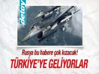 Türkiye hava sahası NATO'nun kontrolünde olacak
