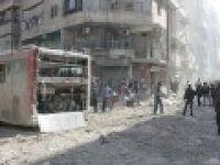 Esed kadın ve çocukları hedef aldı: 40 ölü
