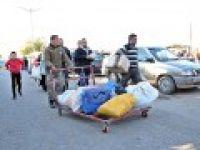 Humus'ta sivillerin tahliyesi için anlaşmaya varıldı