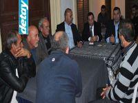 Denktaş; 'Şener Elcil benimle beraber hayır kampanyası yapacak'