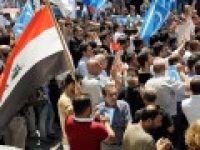 Irak Türkmenleri haklarını istiyor