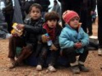 BM: Suriyeli mülteci sayısı yıl sonunda iki katına çıkacak