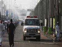 Son Dakika: Suudi Arabistan'da hastanede facia
