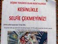 Körfez Köprüsü inşaatında 'selfie' uyarısı!