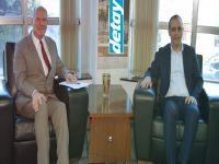 LTB ile Avusturya büyükelçiliği ortak etkinlik yapma kararı aldı