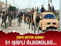 DAEŞ ile çatışma: 51 ölü