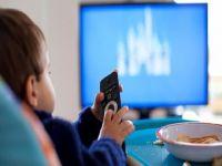 İşte televizyonun çocuklara etkisi