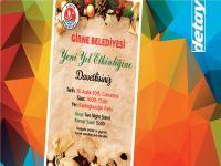Girne Belediyesi Karaoğlanoğlu'nda Yeni Yıl etkinliği düzenliyor